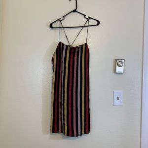 Volcom Stripped Dress - XL